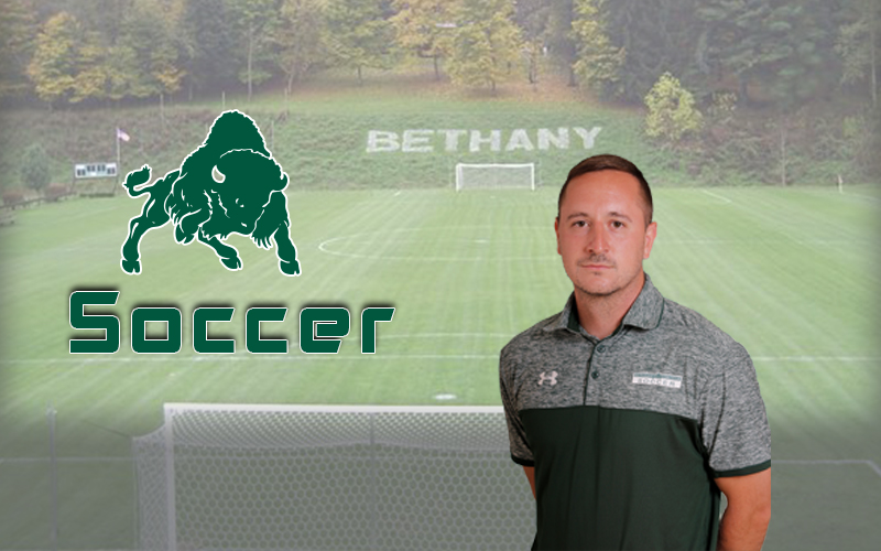 Bethany College :: Bison Athletics Names Jon Arlet Head Women's Soccer Coach