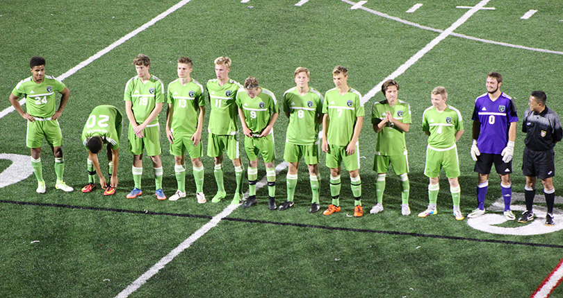 @DubC_MSoccer shut out by Denison