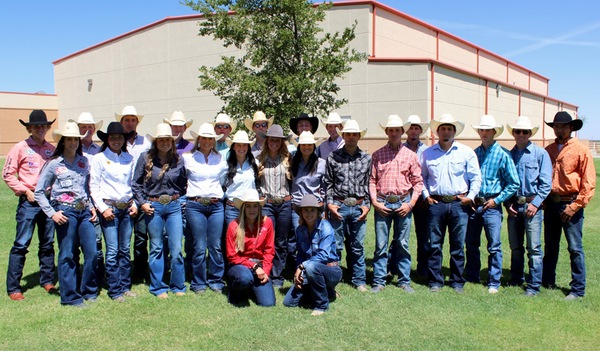 Texans place first, Lady Texans take second Saturday at the 35th Annual Odessa College Rodeo