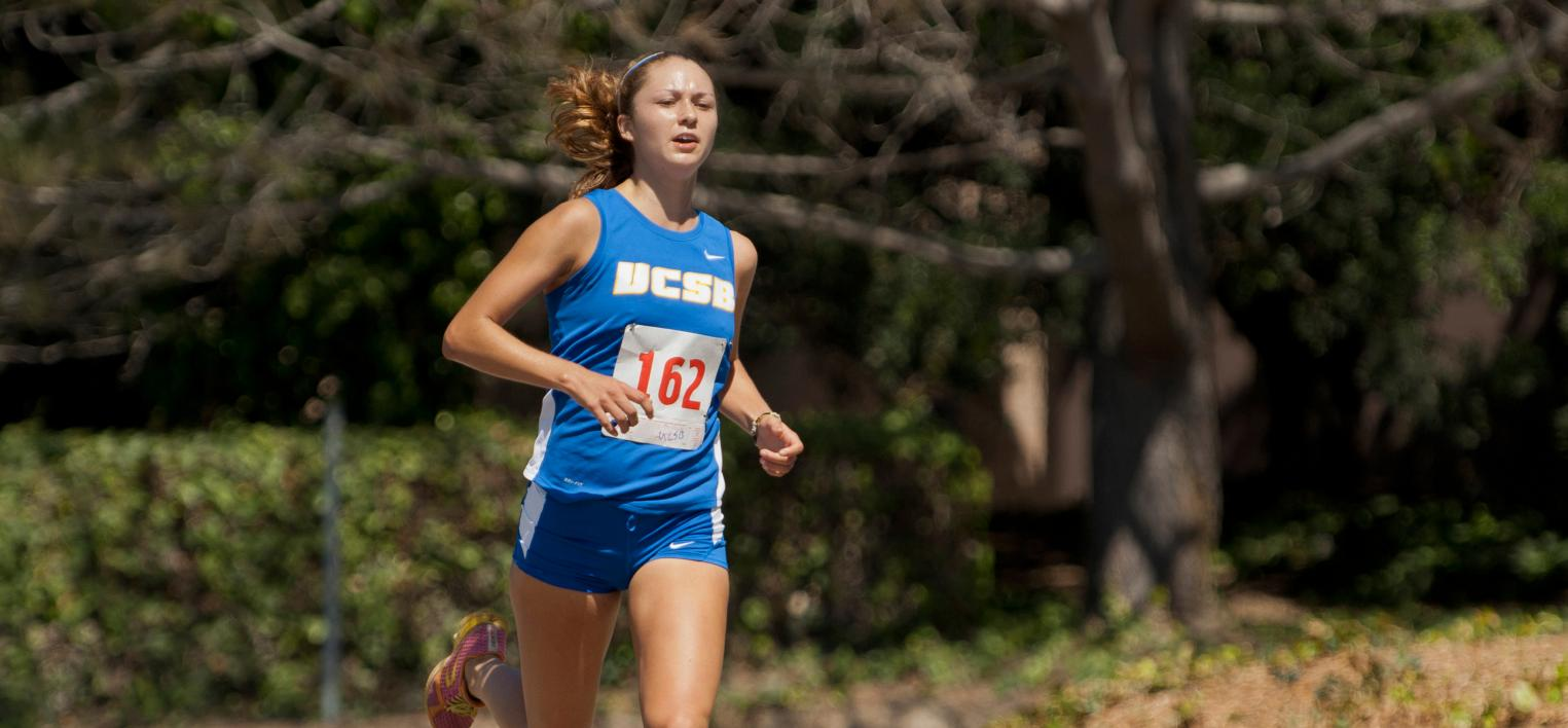 Guijarro Leads Gaucho Men, Moreno Paces Women at NCAA West Regional Meet