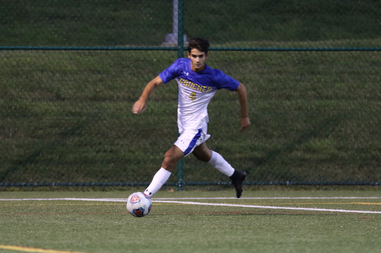 Men's Soccer Earns Late-Game Victory Over Penn State - Harrisburg