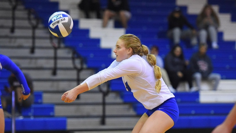 Volleyball Stopped at Hartford on Wednesday