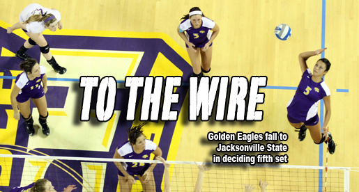 Tennessee Tech battles Jacksonville State in five-set marathon