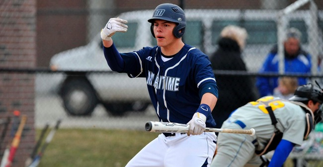 Petruzzelli, Desrosiers Collect Two Hits Each As Baseball Drops 7-4 Non-League Decision To Wentworth