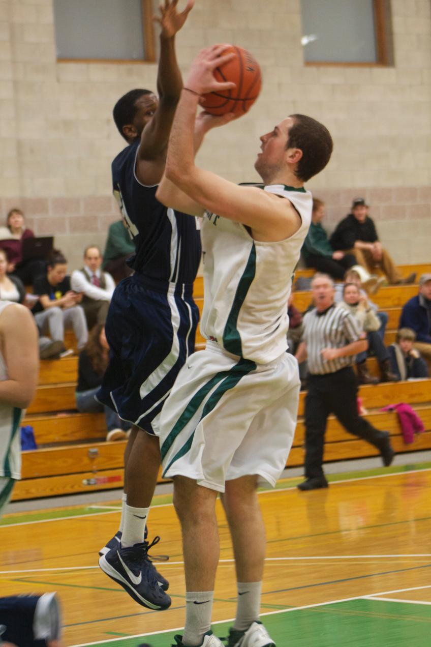Men's Basketball Reaches Yankee Conference Championship Game