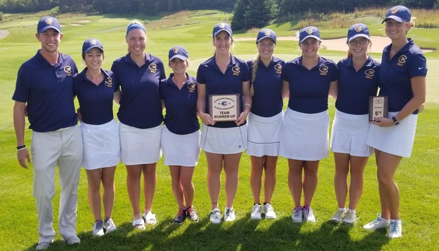 Women's Golf finishes second at Georgianni Invite, Chomniak finishes fifth
