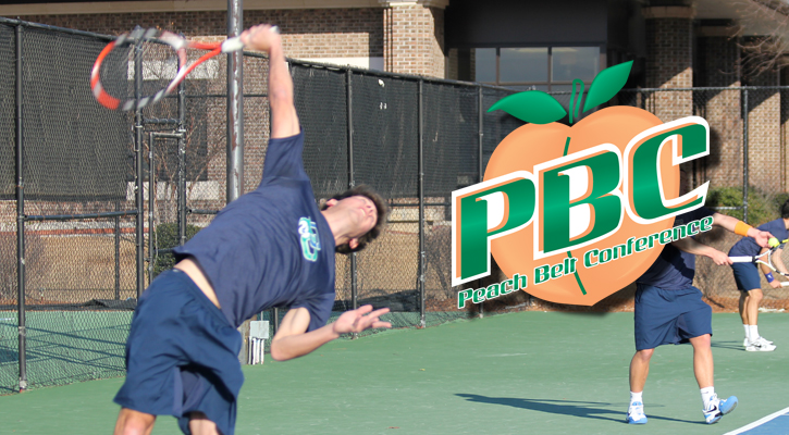 Bobcat Tennis' Leborgne Makes PBC All-Academic Squad