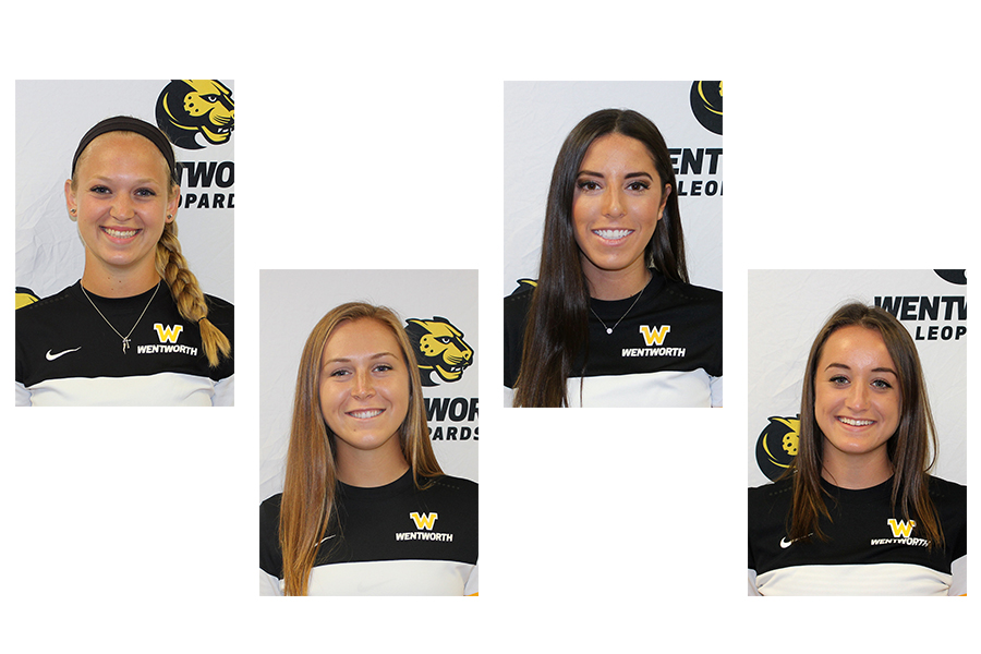 Women's Soccer Quartet Selected to Play in NEWISA Senior Bowl