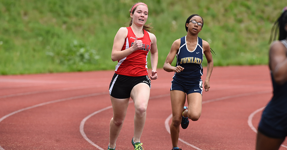 Women's Track & Field Finishes Fifth at Goucher