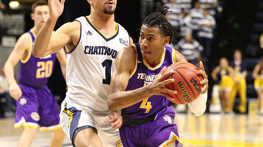 Golden Eagles fall on road to in-state rival Chattanooga