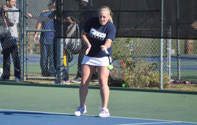 Coker Women Top Lenoir-Rhyne, 6-3