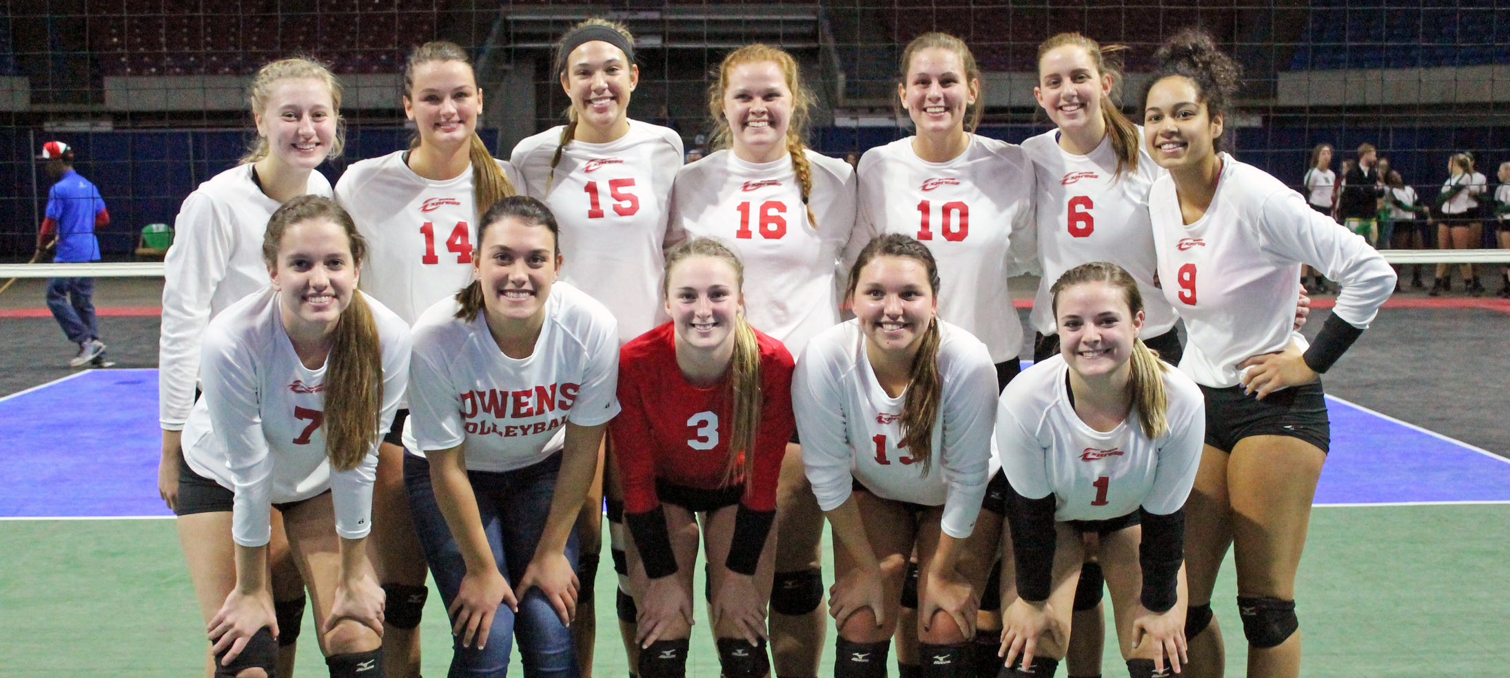 Thrilling Comeback Leads To Third Place National Finish For No. 2 Owens Volleyball
