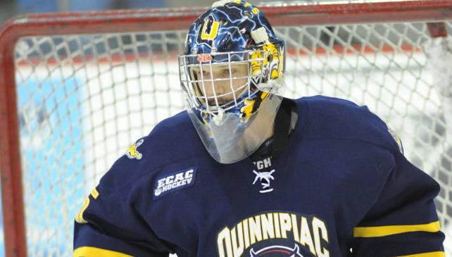 Quinnipiac Blanks Brown in First Game of Tournament