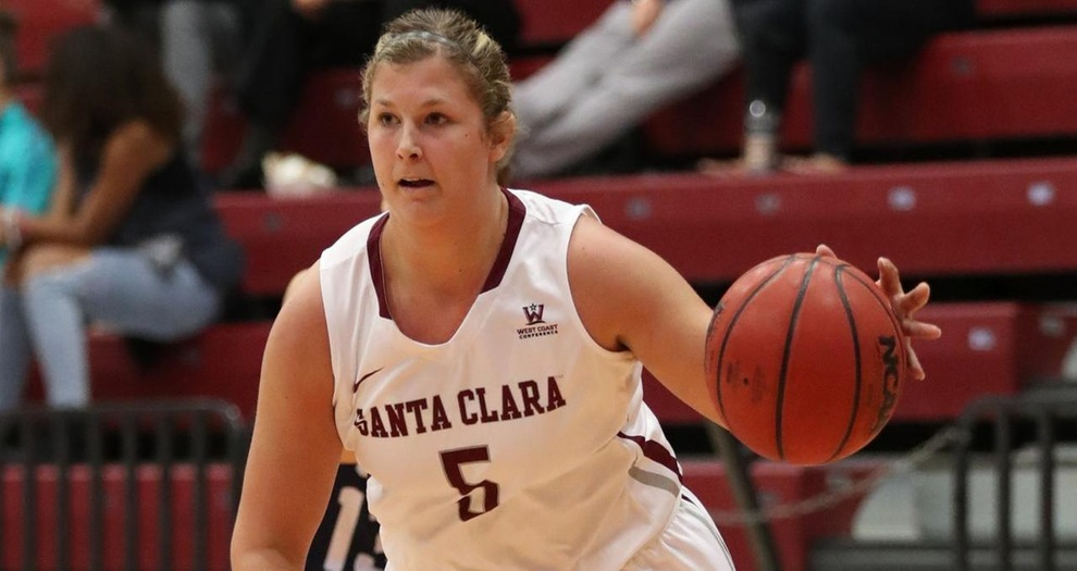 Women's Basketball Back in Action vs. Pepperdine Saturday Afternoon