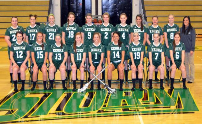 Keuka's women's lacrosse team opens the 2014 season with a 1 p.m. home game against Clarkson University Saturday. The Storm return 10 student-athletes from last year's squad that earned the program's first-ever trip to the NCAA tournament.