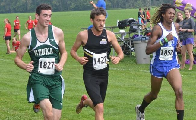 Cross Country Opens Season at Oswego