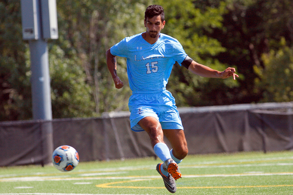 Lasell Men's Soccer defeated by Framingham State