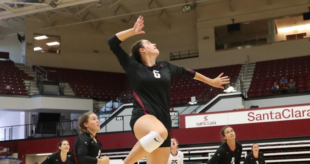 Volleyball Falls to Idaho in Season Opener