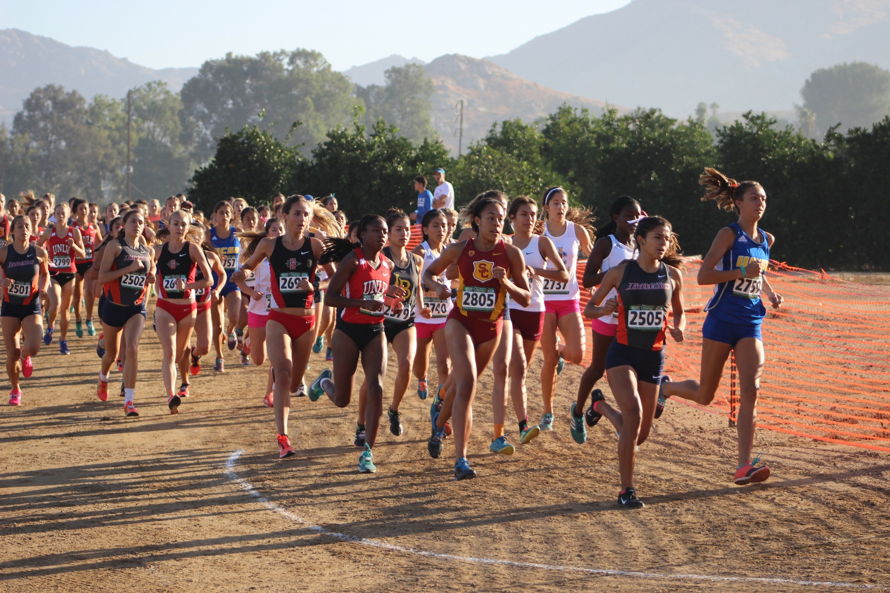 Cross Country Women Take Home Team Title at Highlander Invitational