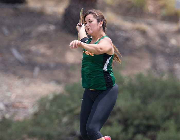 Women's Track and Field sweeps at SCIAC Multi-Dual 3