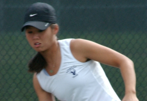 #21 UMW Women's Tennis Tops Roanoke, 7-2