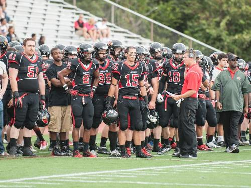 CUA Football Selects 2014-15 Captains