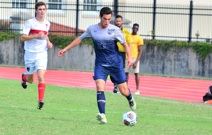 Men's Soccer Heads to Covenant for Final Non-Conference Matchup