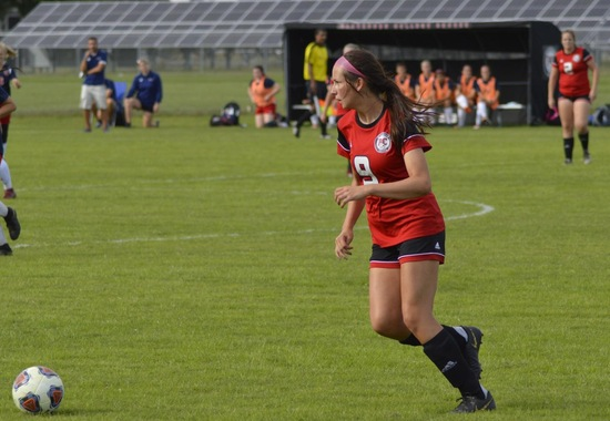 Blackburn Women's Soccer falls to rival MacMurray