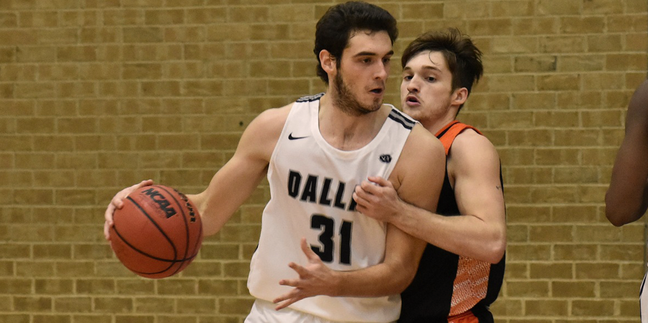 SCAC Men's Basketball Recap - Week Eight