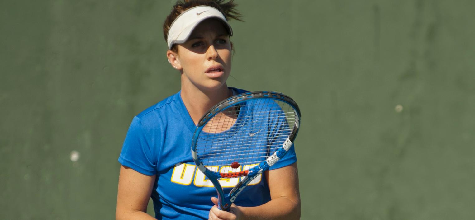 Meehan Shines on Day One of USTA/ITA Regional Championship in San Diego