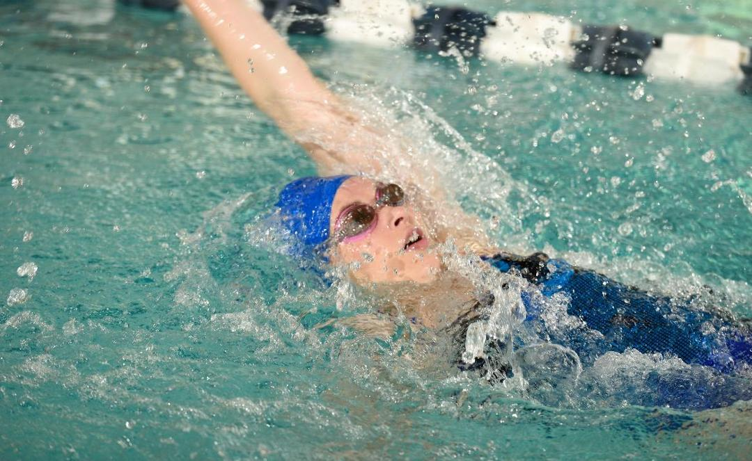 Weber Two-Time NE-10 Swimmer of the Week