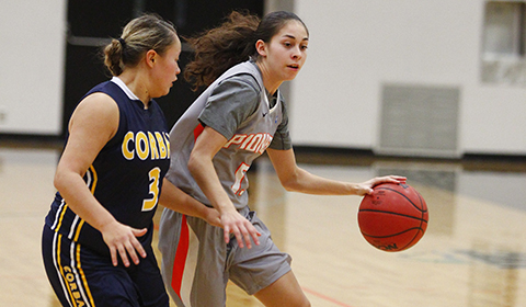 Women's Basketball Ranked 6th in Both the D3hoops.com and USA Today Top-25 Women's Polls