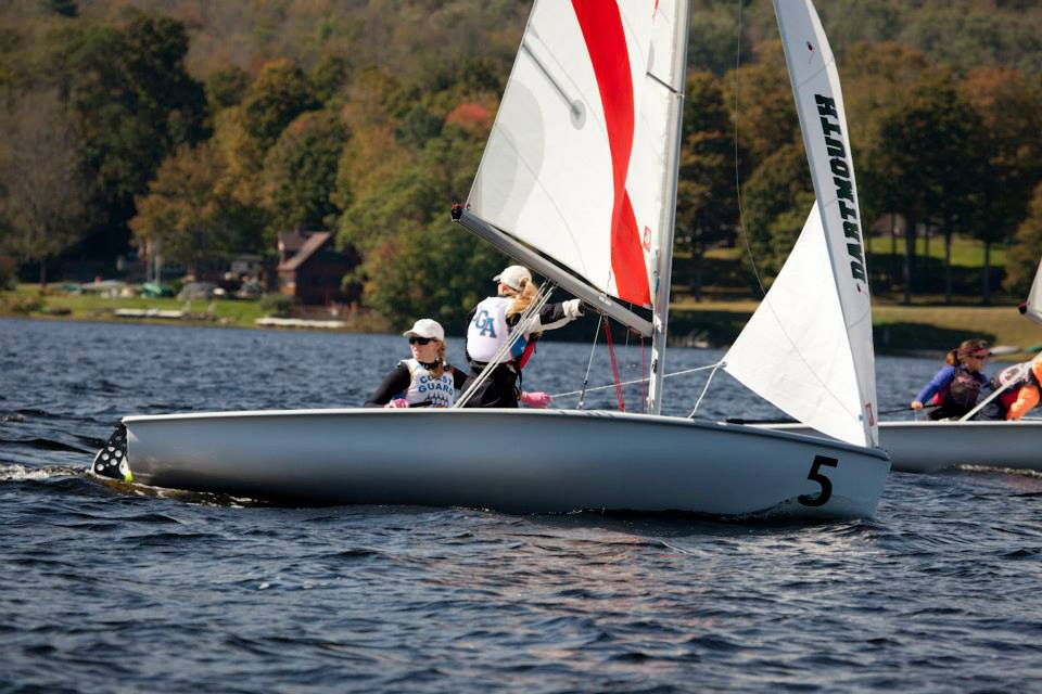 No. 13 Women's Sailing Earns Berth to ACCs
