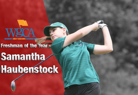 Samantha Haubenstock of Washington University Recognized by WGCA as Freshman of the Year
