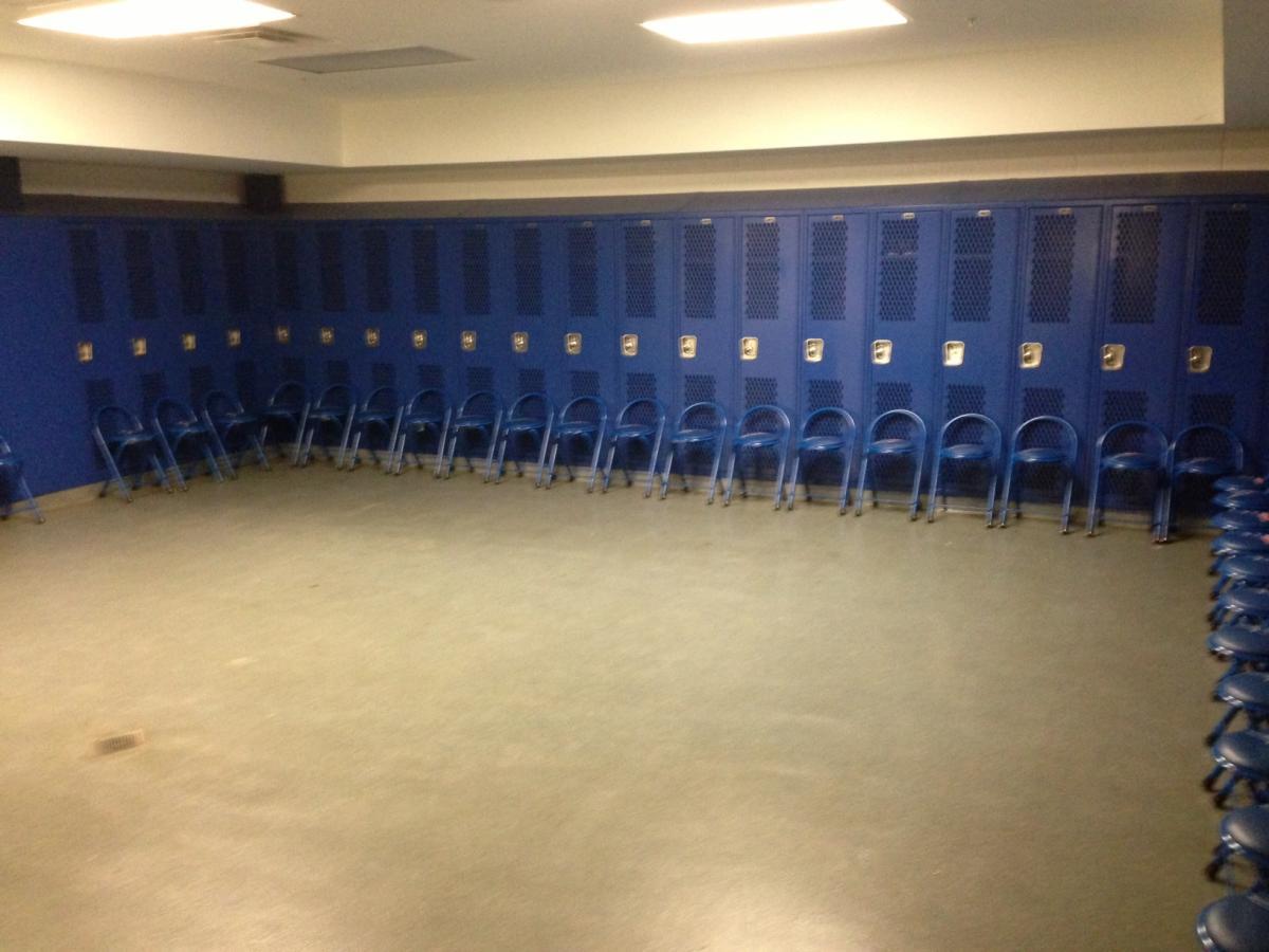 Training Room - Riverwood High School