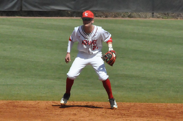 Baseball: Panthers top Ferrum to gain split of USA South doubleheader