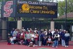 Santa Clara Tennis Hosts Successful Youth Clinic