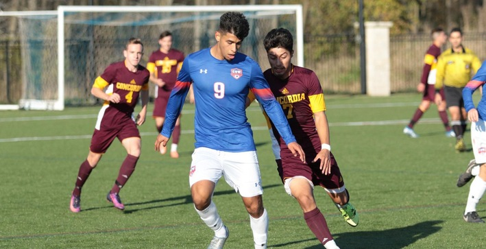 Press Pass: Men's Soccer hosts Elmhurst in home opener
