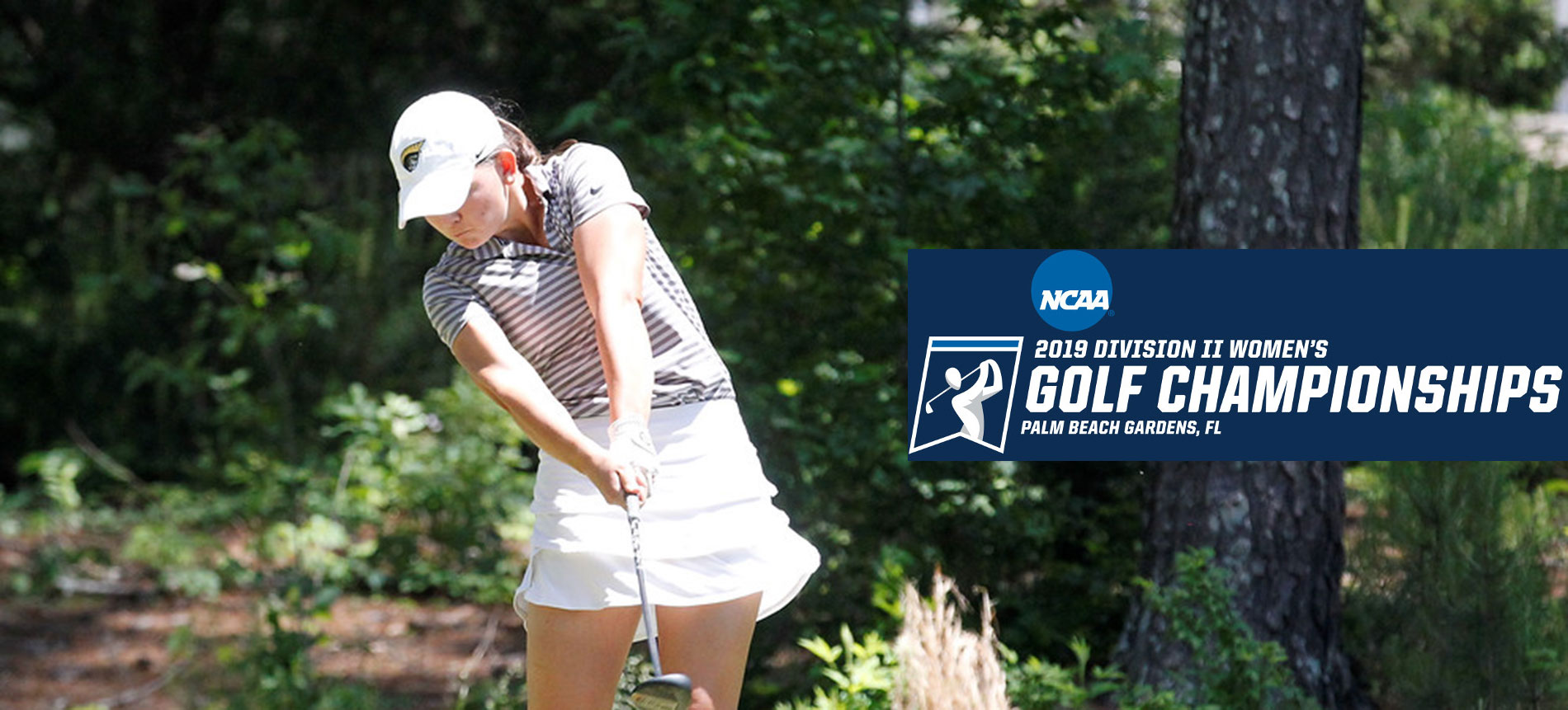 Victoria Hall Deadlocked in Tie for 61st Place After Two Rounds of NCAA Women's Golf Championships