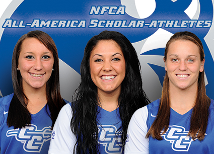 Central Softball Trio Earns NFCA Honors
