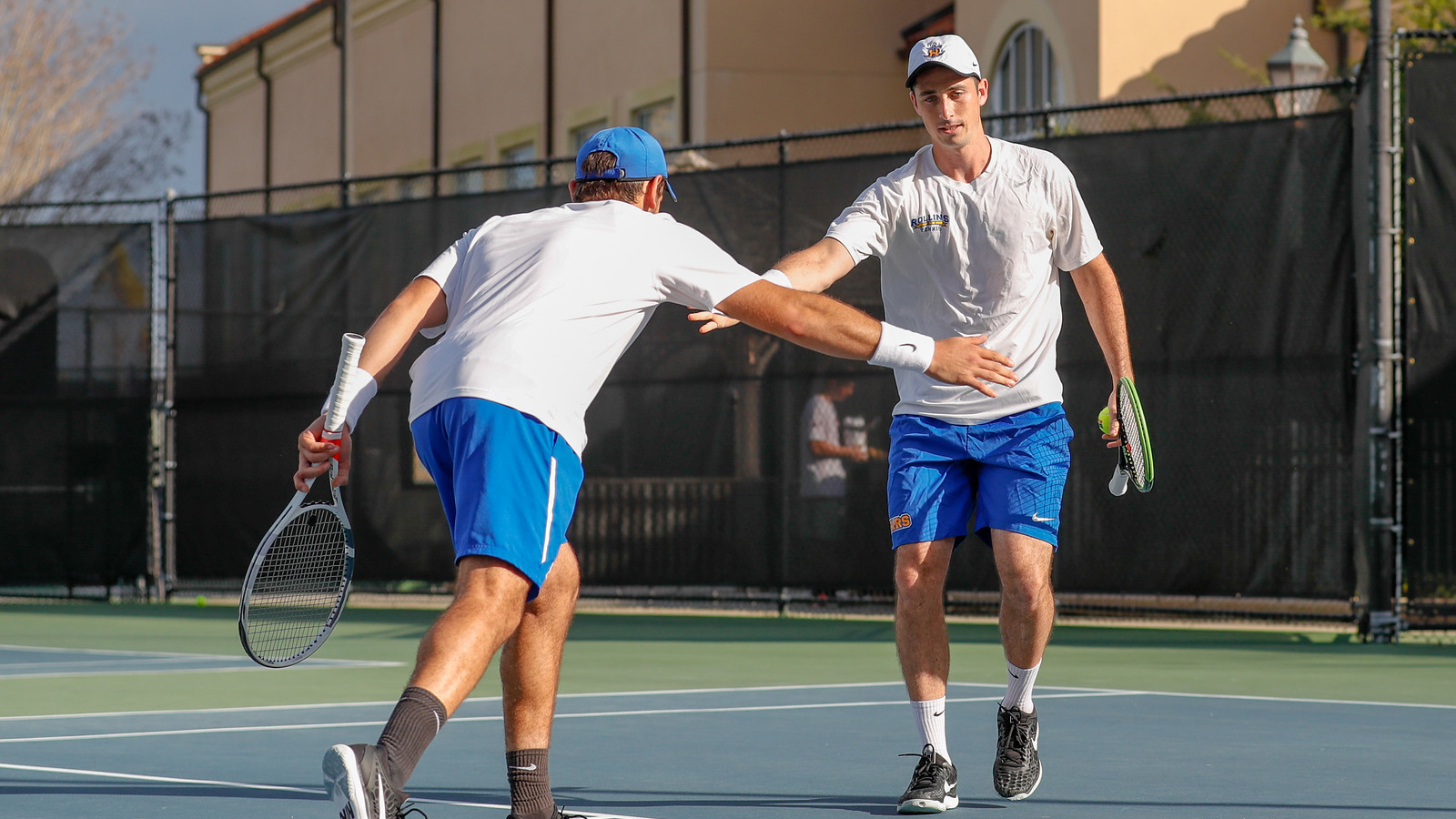 Rollins Blanks Davenport at USTA National Campus