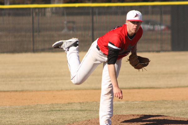 Allen Defeated Coffeyville In Game 1 On Saturday 6-4