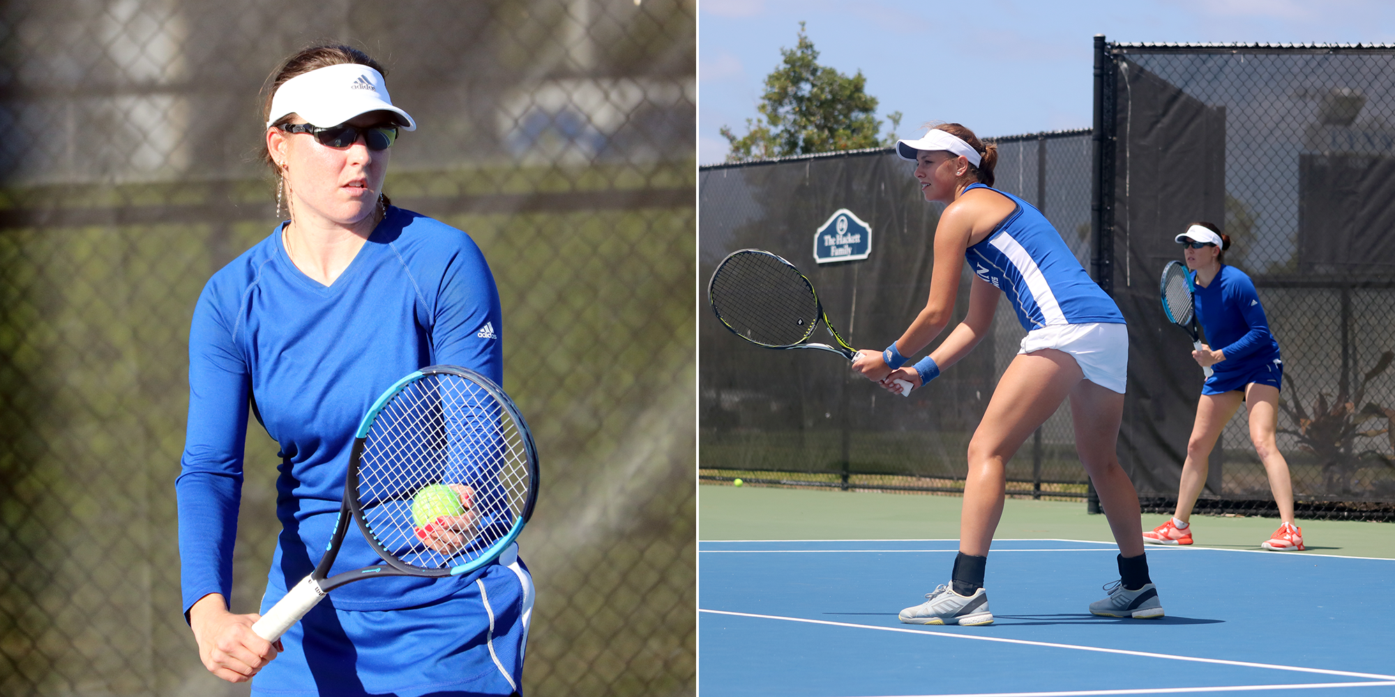 Boczova, Petrackova Earn ITA All-America Accolades