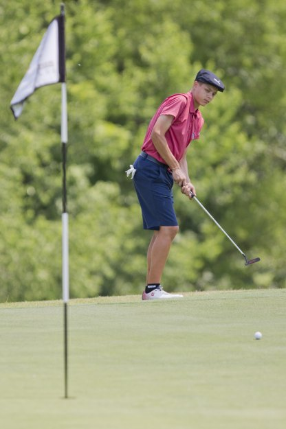 Heritage Hills Boys' Golf Advances to IHSAA Regionals; Finish 2nd at Sectional