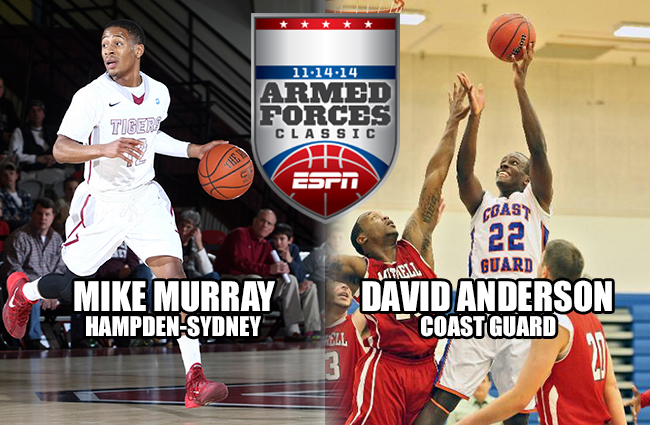 Men's Basketball to Open Season in Puerto Rico in Armed Forces Classic on ESPN U