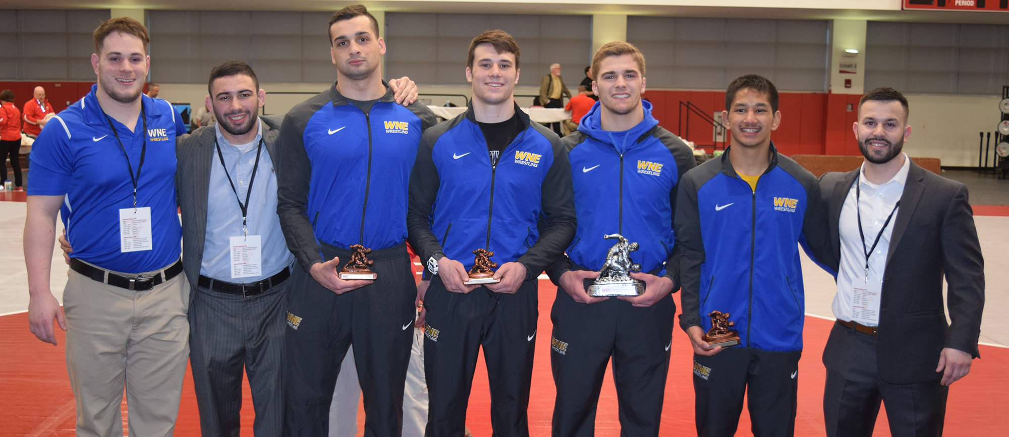 John Boyle qualified for the NCAA Championships, while Dom Liquori, Ryan Guers and Tim McLinden earned All-Northeast Region honors over the weekend at the NCAA Northeast Regional Championships at WPI.