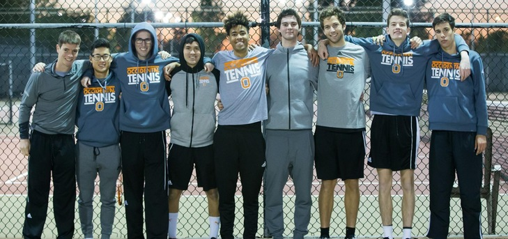 Season Recap: Oxy Tennis Finishes With Four Wins