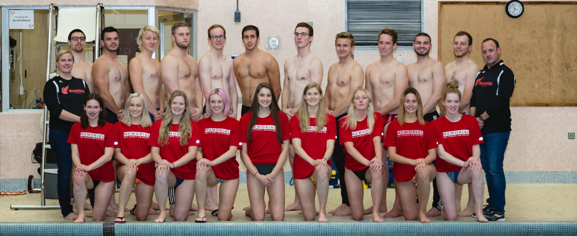 Sea-Hawks Aim to Make Splash at AUS Championships
