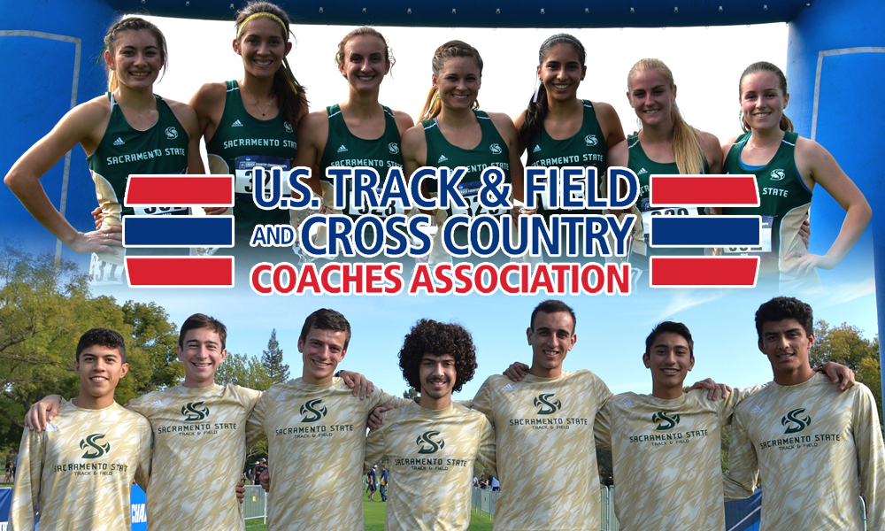 WOMEN'S AND MEN'S CROSS COUNTRY TEAMS EARN USTFCCCA ALL-ACADEMIC AWARDS