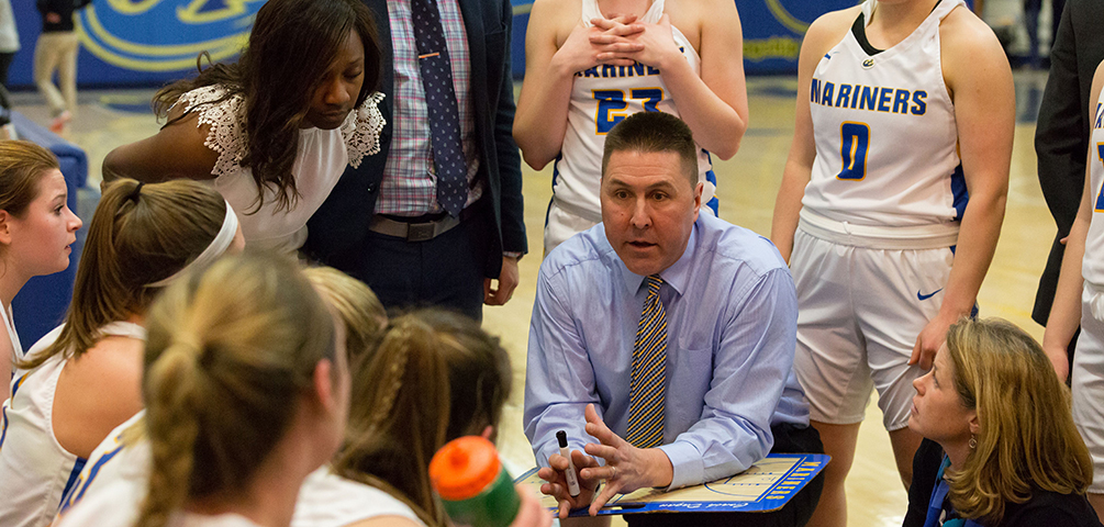Dagan Named to 2019 WBCA Victory Club